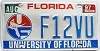 1997 University of Florida graphic # F12VU