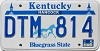 1998 Kentucky Churchhill Downs # DTM-814