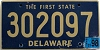 1998 Delaware First State # 302097