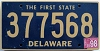 1998 Delaware First State # 377568