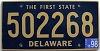 1998 Delaware First State # 502268