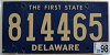 1998 Delaware First State # 814465