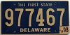 1998 Delaware First State # 977467