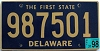 1998 Delaware First State # 987501