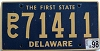 1998 Delaware First State Station Wagon # PC71411