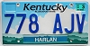1999 Kentucky Cloud graphic # 778-AJV