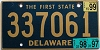 1999 Delaware First State # 337061