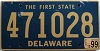 1999 Delaware First State # 471028