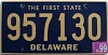 1999 Delaware First State # 957130