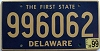 1999 Delaware First State # 996062