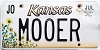 2000 Kansas Sunflower graphic # MOOER, Johnson County