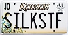 2000 Kansas Sunflower graphic # SILKSTF, Johnson County