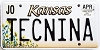 2000 Kansas Sunflower graphic # TECNINA, Johnson County