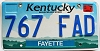 2000 Kentucky Cloud graphic # 767-FAD
