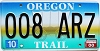2000 Oregon Trail #008-ARZ