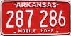 2000 Arkansas Mobile Home # 287 286