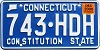2000 Connecticut # 743-HDH
