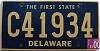 2000 Delaware First State Commercial # C41934