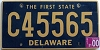 2000 Delaware First State Commercial # C45565