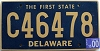 2000 Delaware First State Commercial # C46478