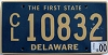 2000 Delaware First State Commercial # CL10832