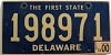 2000 Delaware First State # 198971
