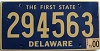 2000 Delaware First State # 294563