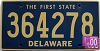 2000 Delaware First State # 364278