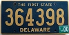 2000 Delaware First State # 364398