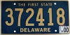 2000 Delaware First State # 372418