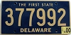 2000 Delaware First State # 377992