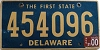 2000 Delaware First State # 454096