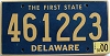 2000 Delaware First State # 461223