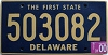 2000 Delaware First State # 503082