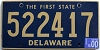 2000 Delaware First State # 522417