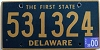 2000 Delaware First State # 531324