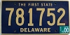 2000 Delaware First State # 781752