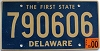2000 Delaware First State # 790606