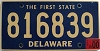 2000 Delaware First State # 816839