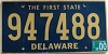 2000 Delaware First State # 947488
