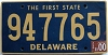 2000 Delaware First State # 947765