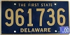 2000 Delaware First State # 961736