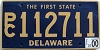 2000 Delaware First State Station Wagon # PC112711