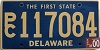 2000 Delaware First State Station Wagon # PC117084