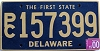 2000 Delaware First State Station Wagon # PC157399