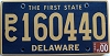 2000 Delaware First State Station Wagon # PC160440