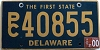 2000 Delaware First State Station Wagon # PC40855