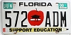 2000 Florida Support Education # 572-ADM