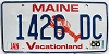 2000 Maine Lobster graphic # 1426 DC
