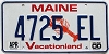 2000 Maine Lobster graphic # 4725 EL